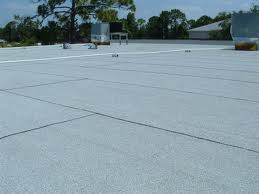 Flat roof installation tips.