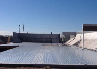 commercial roofing houston