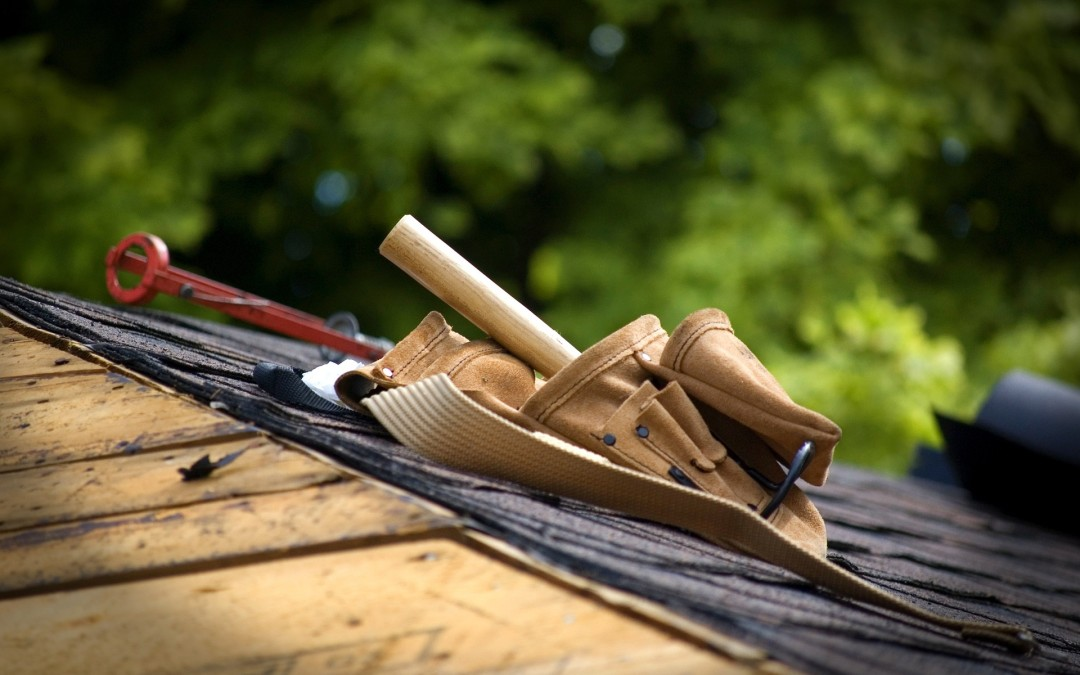 Interior Problems Caused by a Roof