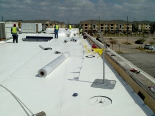 Epoxy Roof Coatings