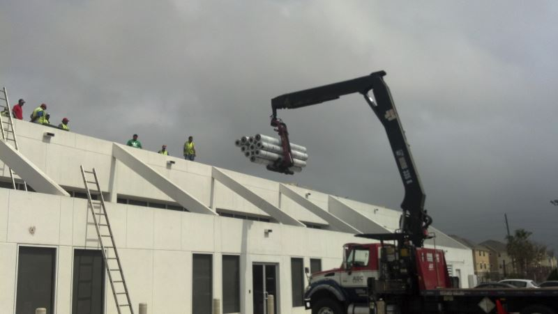 Guide To Commercial Flat Roof Repair