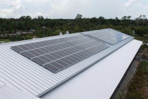 Solar Roofing Information Houston